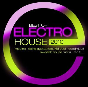 Best Of Electro House, Diverse Interpreten
