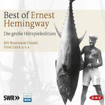 Best of Ernest Hemingway, 8 CDs, Ernest Hemingway