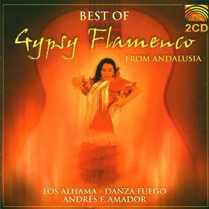 Best Of Flamenco, Diverse Interpreten