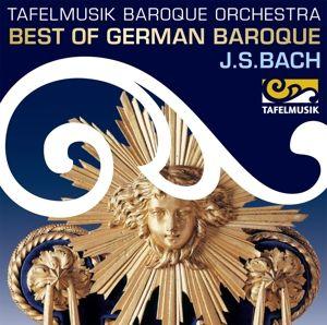 Best Of German Baroque, Lamon, Taurins, Tafelmusik Baroque O.& Chamb.Choir