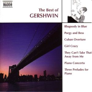 Best Of Gershwin, Diverse Interpreten