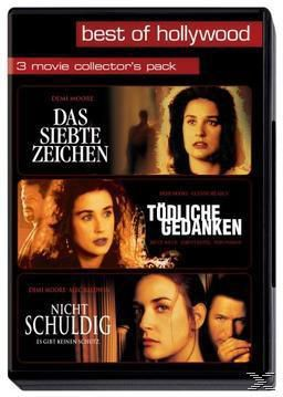 Best of Hollywood - 3 Movie Collector's Pack: Das siebte Zeichen / ...