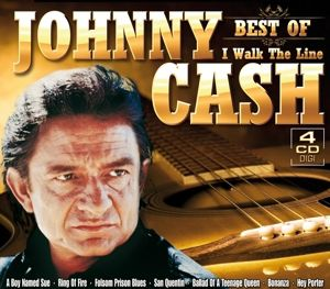 Best Of-I Walk The Line, Johnny Cash