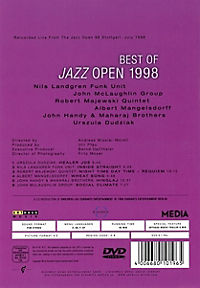 Best Of Jazz Open 1998 - Produktdetailbild 1