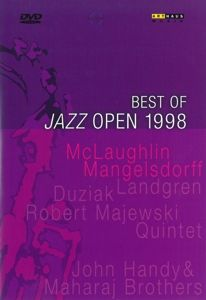 Best Of Jazz Open 1998, Mclaughlin, Mangelsdorff