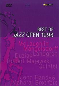 Best Of Jazz Open 1998 (Ntsc), Mclaughlin, Mangelsdorff