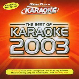 Best Of Karaoke 2003, Karaoke, Various