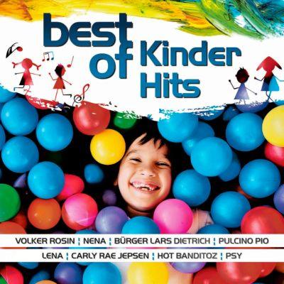Best Of Kinder Hits, Diverse Interpreten