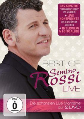 Best Of - Live, Semino Rossi