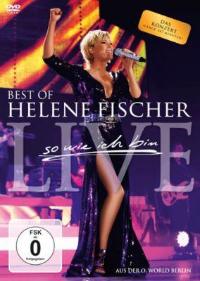 Best of Live - So wie ich bin, Helene Fischer