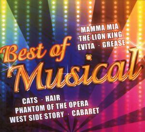 Best Of Musical, Diverse Interpreten