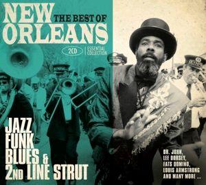 Best Of New Orleans, Diverse Interpreten
