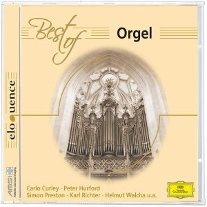 Best of Orgel, Curley, Hurford, Preston, Richter, Walcha
