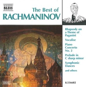 Best Of Rachmaninov, Diverse Interpreten