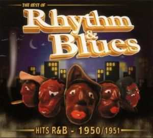 Best Of Rhythm & Blues 1950/1, L. Darnell, I.J.Hunter, L.Hampton