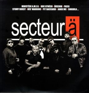 Best Of Secteur Ä, Secteur Ä