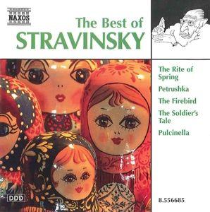 Best Of Stravinsky, Diverse Interpreten