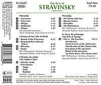 Best Of Stravinsky - Produktdetailbild 1