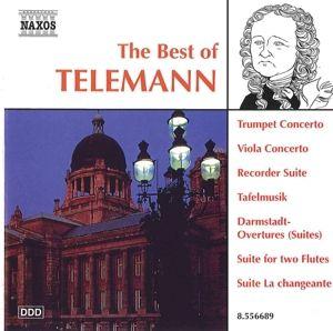 Best Of Telemann, Diverse Interpreten