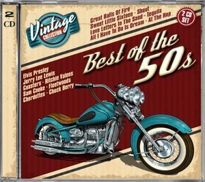 Best Of The 50'S-Vintage Collection, Various