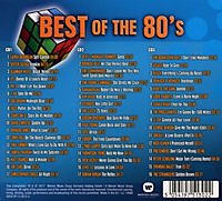 Best Of The 80'S - Produktdetailbild 1