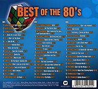 Best Of The 80'S - Produktdetailbild 1