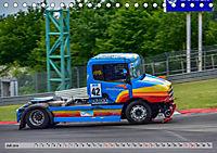 Best of TRUCK RACING (Tischkalender 2019 DIN A5 quer) - Produktdetailbild 7