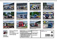 Best of TRUCK RACING (Wandkalender 2019 DIN A3 quer) - Produktdetailbild 13