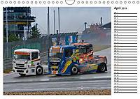 Best of TRUCK RACING (Wandkalender 2019 DIN A4 quer) - Produktdetailbild 4