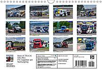 Best of TRUCK RACING (Wandkalender 2019 DIN A4 quer) - Produktdetailbild 13