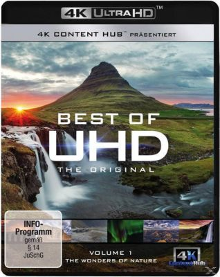 Best of Ultra HD-4k, Diverse Interpreten
