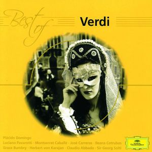 Best of Verdi, Domingo, Carreras, Caballé
