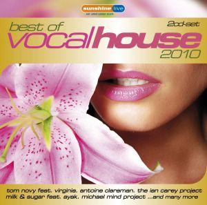 Best Of Vocal House 2010, Diverse Interpreten