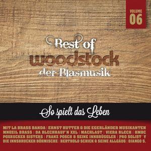Best of Woodstock der Blasmusik - So spielt das Le, Various