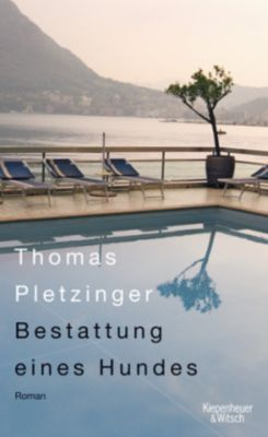 Bestattung eines Hundes, Thomas Pletzinger