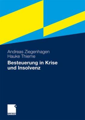 Besteuerung in Krise und Insolvenz, Andreas Ziegenhagen