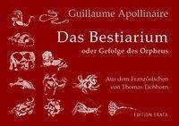 Bestiarium - Guillaume Apollinaire pdf epub