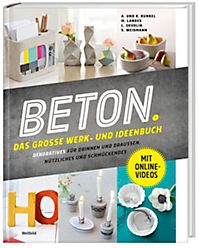 beton deko f r den garten buch bei online bestellen. Black Bedroom Furniture Sets. Home Design Ideas