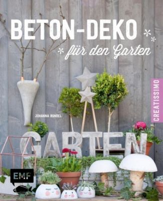 beton deko f r den garten buch bei online. Black Bedroom Furniture Sets. Home Design Ideas