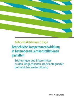 Betriebliche Kompetenzentwicklung in heterogenen Lernkonstellationen gestalten -  pdf epub