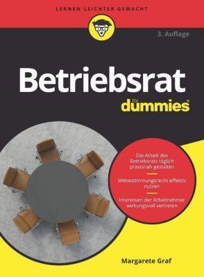 Betriebsrat für Dummies, Margarete Graf