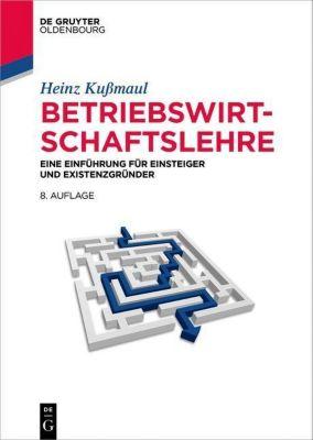 Betriebswirtschaftslehre, Heinz Kußmaul
