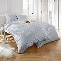 Bettwäsche Rosalie Grau 135 x 200 cm - Produktdetailbild 1