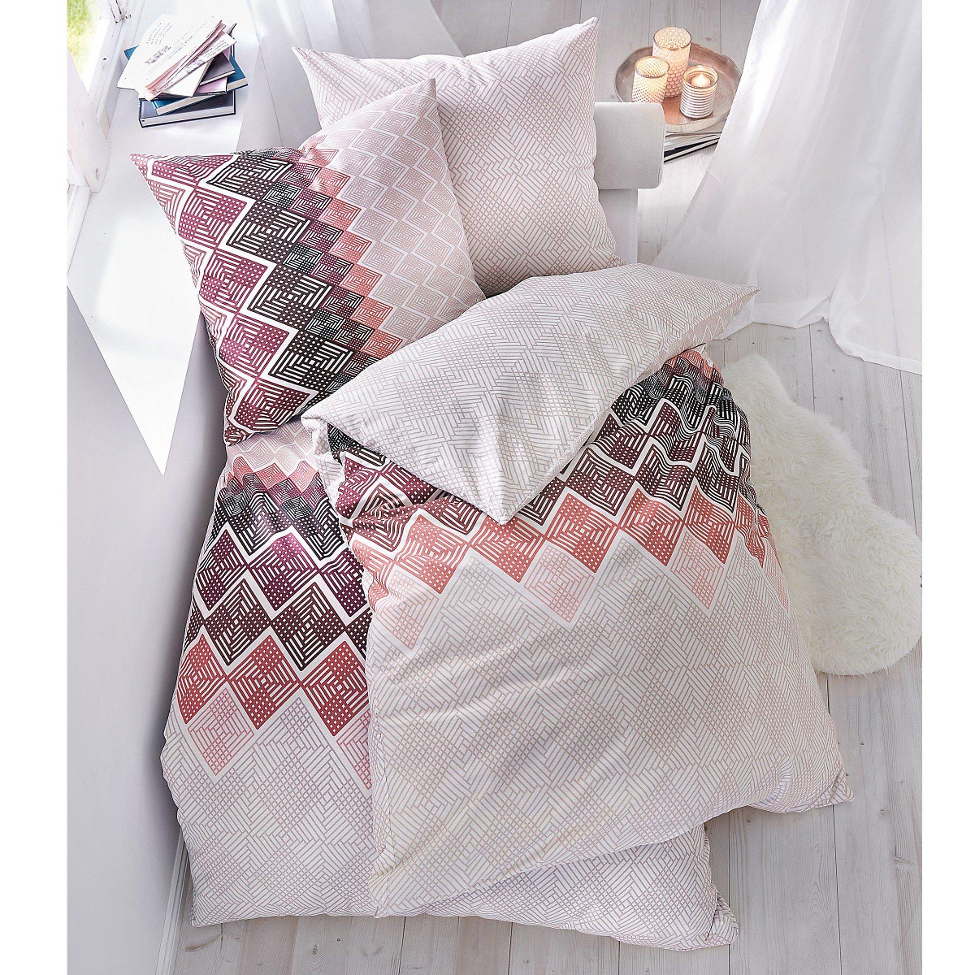 Bettwasche Tilda Weiss Rosa 135 X 200 Cm Bestellen Weltbild At