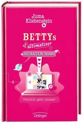 Bettys ultimativer Berater-Blog, Juma Kliebenstein