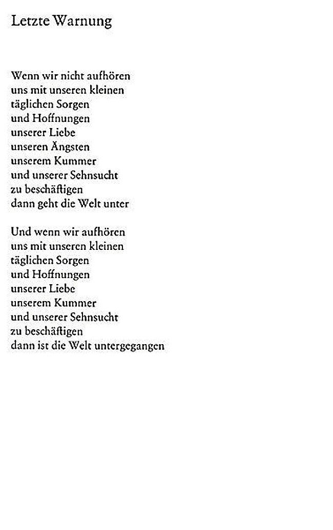 Erich Fried Politische Gedichte Gedichten Ideen