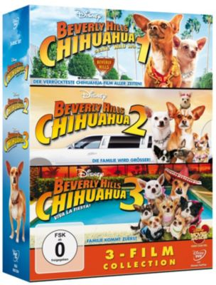 Beverly Hills Chihuahua 1-3 Box
