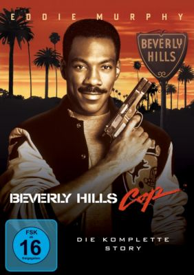 Beverly Hills Cop 1 - 3 Box, John Ashton, Ronny Cox, Lisa Eilbacher