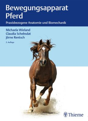Bewegungsapparat Pferd, Claudia Schebsdat, Jörne Rentsch, Michaela Wieland