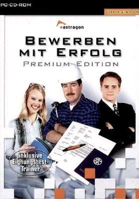 Bewerben Mit Erfolg. Premium-Edition. (Pcn)